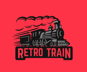 Locomotive Retro black