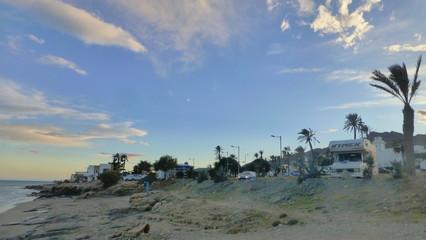 Mojácar es una ciudad y un municipio español de la provincia de Almería, en la comunidad autónoma de Andalucía