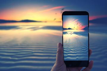 mit dem Smartphone im Urlaub fotografieren