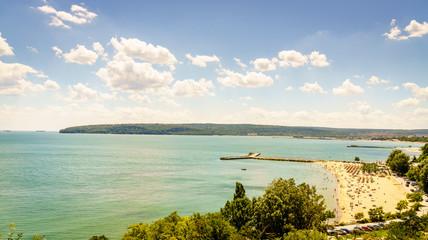 Varna coastline