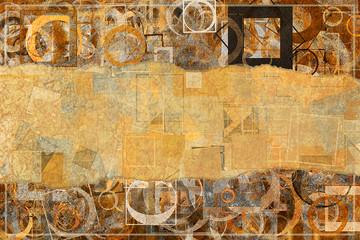 Shape pattern, wallpaper or texture background. Creativity, illustration, design & artwork.
