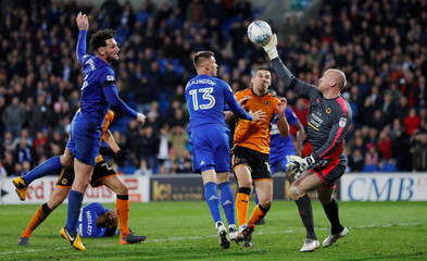 Championship - Cardiff City vs Wolverhampton Wanderers