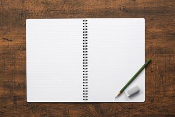 文房具(ノート、鉛筆、消しゴム)-stathionery