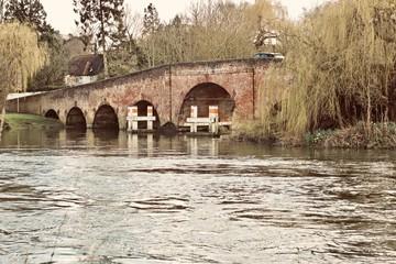 Bridge in Sonning Village