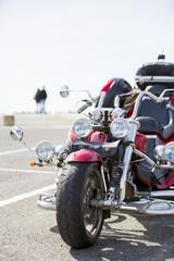Moto à trois roues
