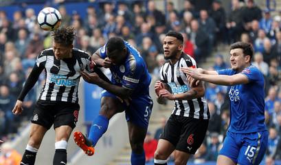 Premier League - Leicester City vs Newcastle United