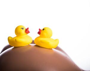 Duck. Toy. Bath.
