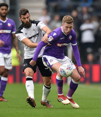 Championship - Derby County vs Bolton Wanderers