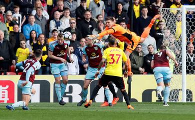 Premier League - Watford vs Burnley