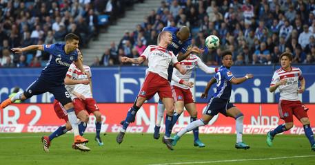 Bundesliga - Hamburger SV vs Schalke 04