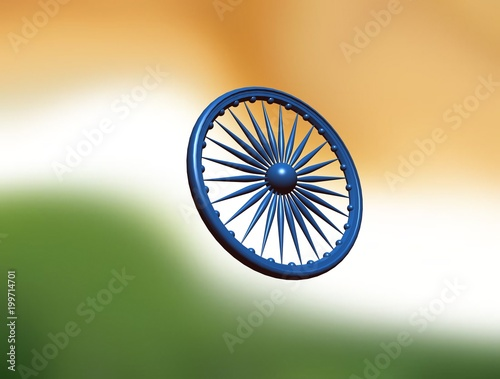 Dharmachakra. Ashoka Chakra. Wheel of the Dharma. Symbol from the ... fa950081c58f