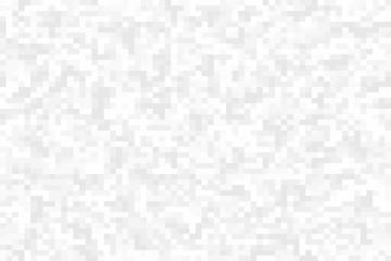 Бесшовный пиксельный серый камуфляжный фон. Векторная иллюстрация.