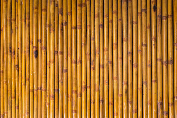 Geflochtene Bambusmatte für Bildhintergrund.