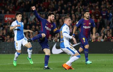 La Liga Santander - FC Barcelona vs Leganes