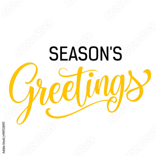 Seasons greetings holiday message template inscription can be used seasons greetings holiday message template inscription can be used for invitations greeting cards m4hsunfo