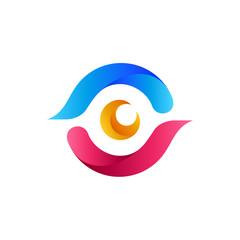 Modern Eye Logo