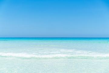 砂山ビーチ・海