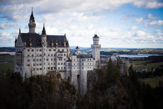 Schloss im Allgäu