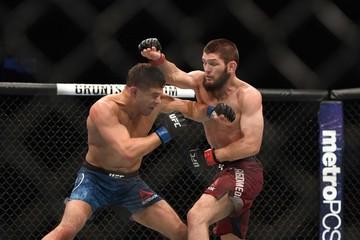 MMA: UFC 223- Khabib Nurmagoedov vs Al Iaquinta