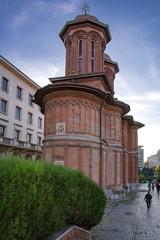 ブカレストのクレツレスク教会