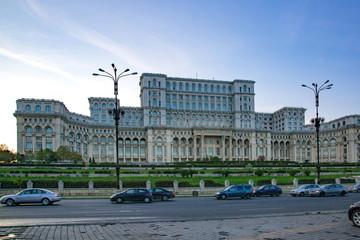 ブカレストの国民の館