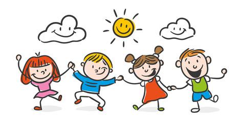 Kids Sun Clouds