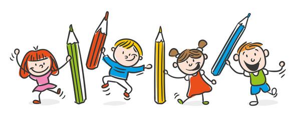 Kids Pencils