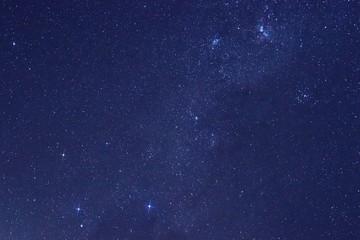 Southern Cross and Carina Nebula