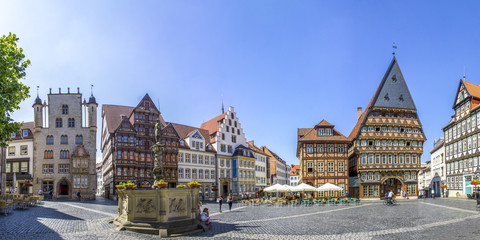 Hildesheim, Marktplatz