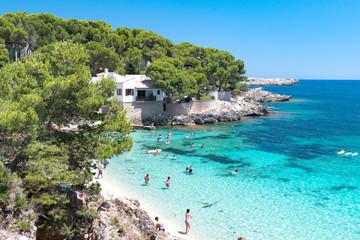 Mediterranean coast - Cala Gat -  Majorca