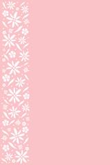 Blumen -  Hintergrund