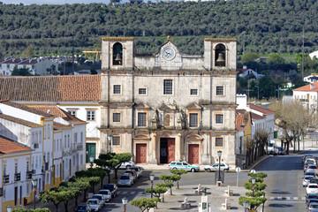 Eglise São Bartolomeu de Villa viçosa, Portugal