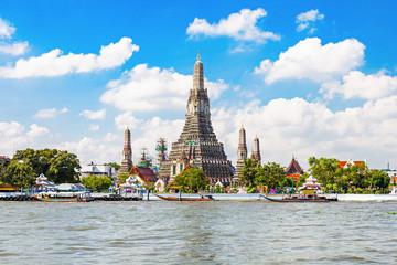 Fotorollo Bangkok Wat Arun Temple