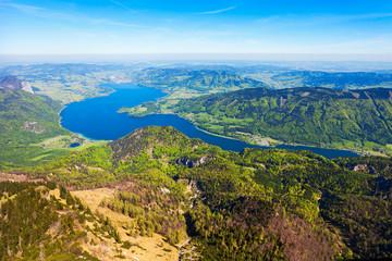 Schafberg viewpoint, St. Wolfgang