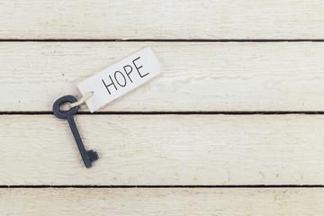 Keys to Hope