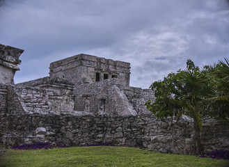 Ruinas Mayas en Tulum Quintana Roo Mexico