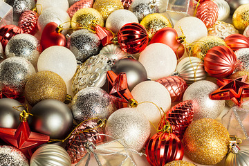 Christmas holidays ornament