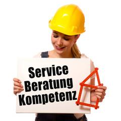 Service Beratung Kompetenz