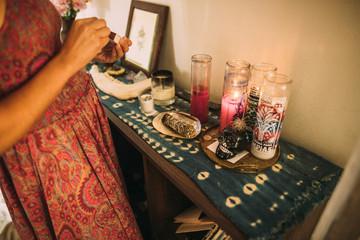 Sage ritual