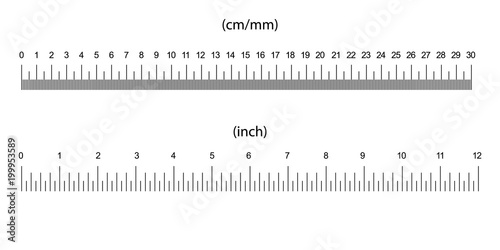 ruler size indicators stock image and royalty free vector files on rh fotolia com vector ruler cm vector ruler graphic