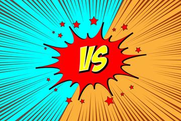 Versus. vs. Fight backgrounds