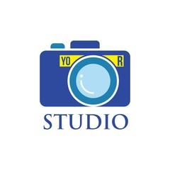 camera logo design for studio