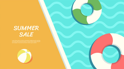 Sommer Sale Saison
