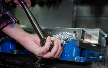 Metal saws for cnc machining.