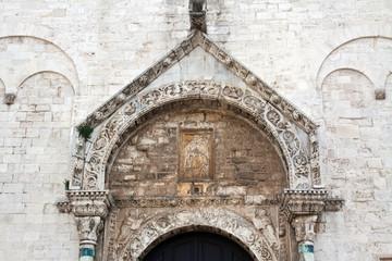 Bari, basilica di San Nicola (particolare) - Puglia, Italy