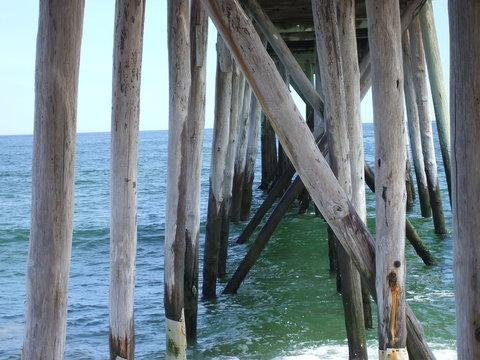Beach Pier, Belmar New Jersey