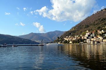 Como in Italien