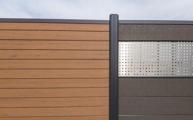 Sichtschutz Wände