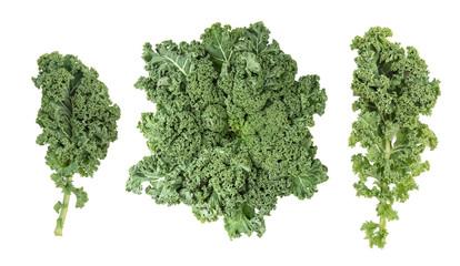 Kale cabbage Green vegetable leaf Healthy eating Super foods