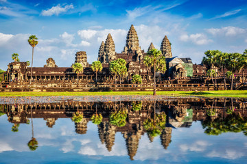 Wall Murals Place of worship Angkor Wat